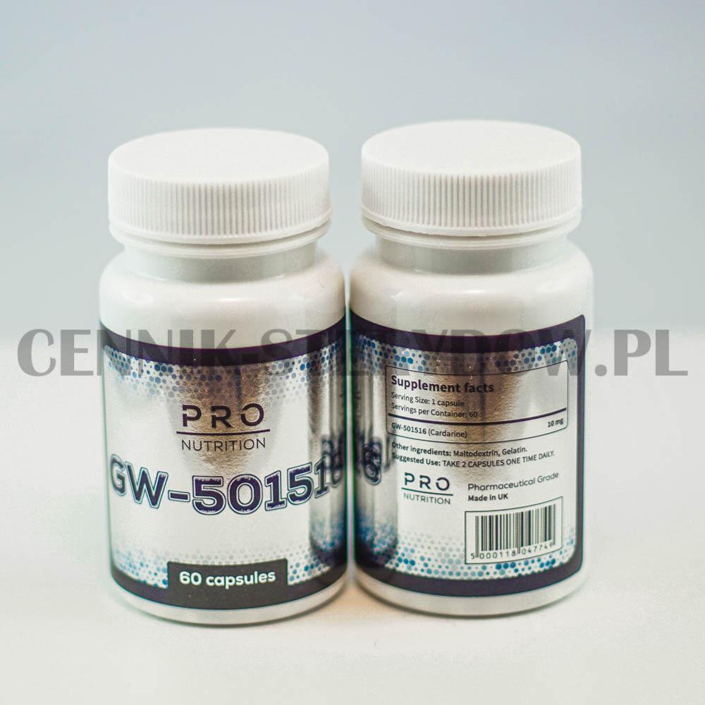 pro nutrition gw 501516