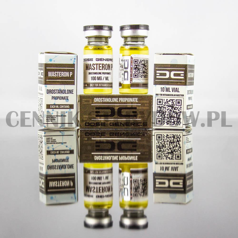 dose generics masteron p