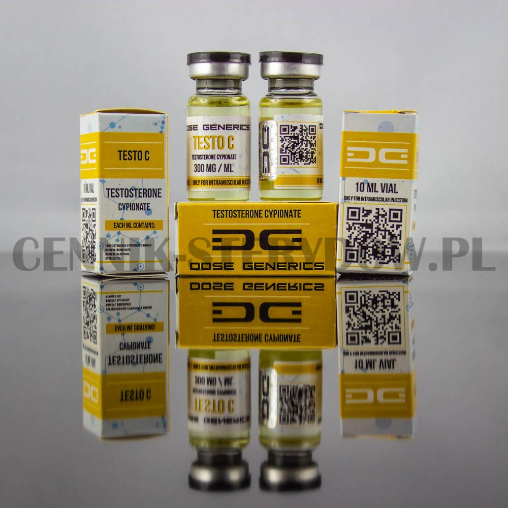 dose generics testo c