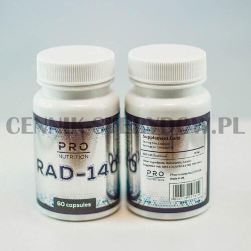pro nutrition rad 140